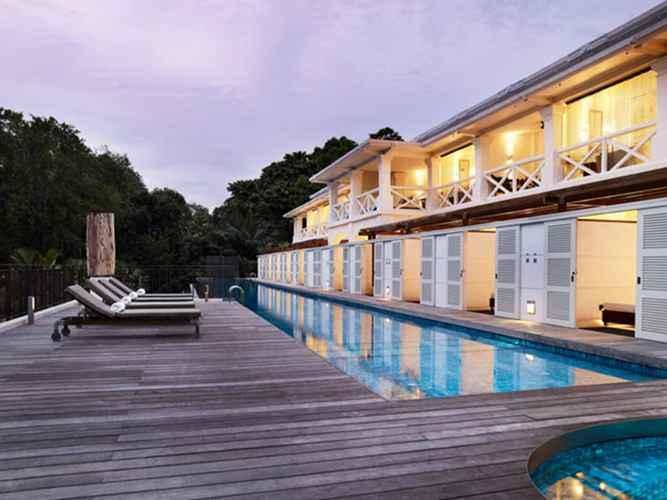 EXTERIOR_BUILDING Amara Sanctuary Resort Sentosa