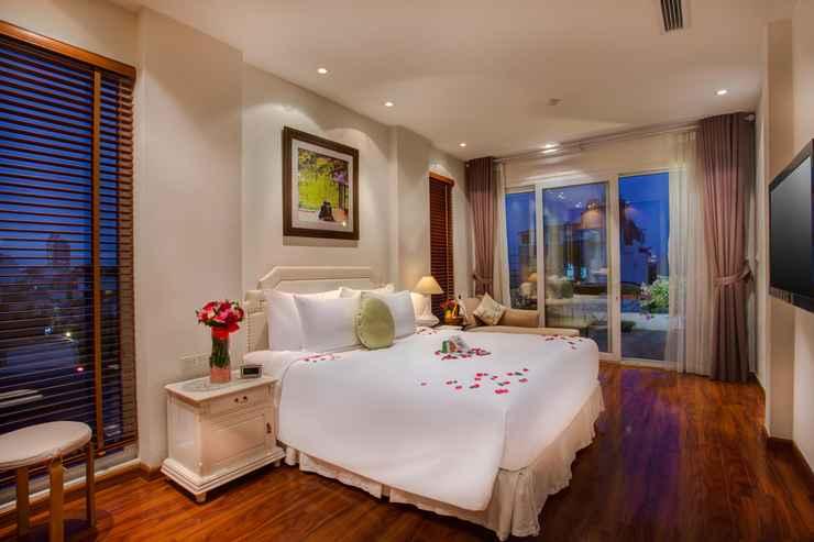 BEDROOM Khách sạn Mercury Central Hà Nội