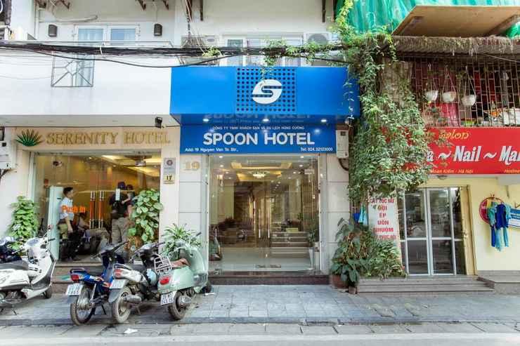 EXTERIOR_BUILDING Spoon Hotel Hanoi