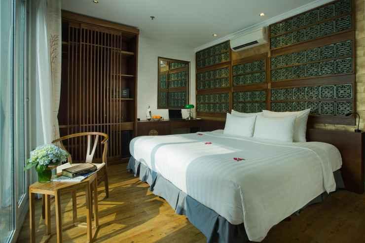 BEDROOM Hanoi Media Hotel and Spa