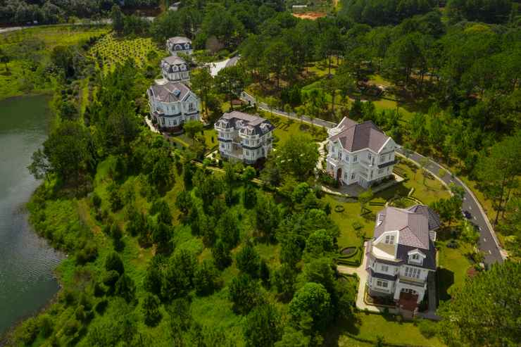 EXTERIOR_BUILDING SAM Tuyen Lam Resort