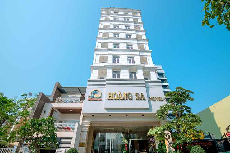 EXTERIOR_BUILDING Hoang Sa Hotel