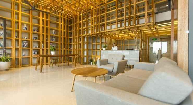 LOBBY Khách sạn Đà Nẵng Bay