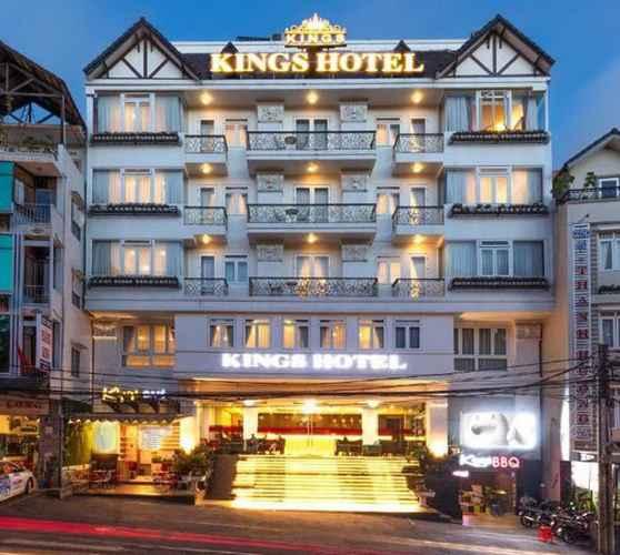 EXTERIOR_BUILDING Khách sạn Kings Đà Lạt