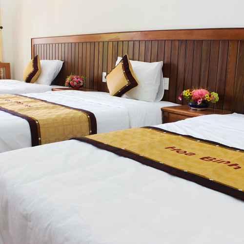 BEDROOM Hoa Binh Hotel