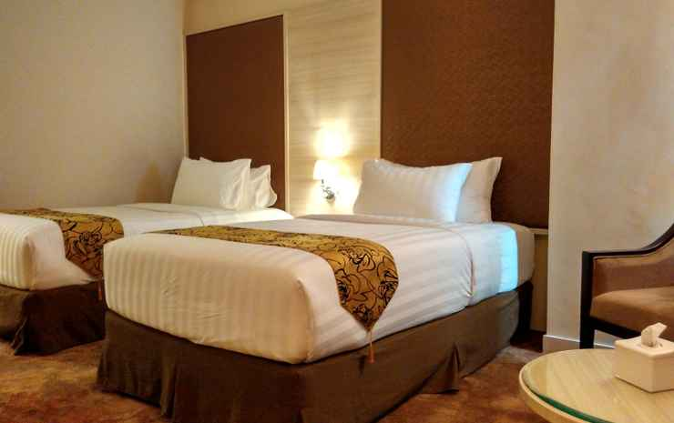 Grand Royal Denai Hotel Bukittinggi Bukittinggi - Deluxe Twin Bed