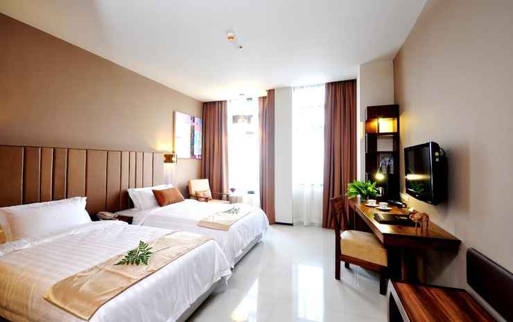 Grand Howard Hotel Bangkok - Deluxe Suite Room Only