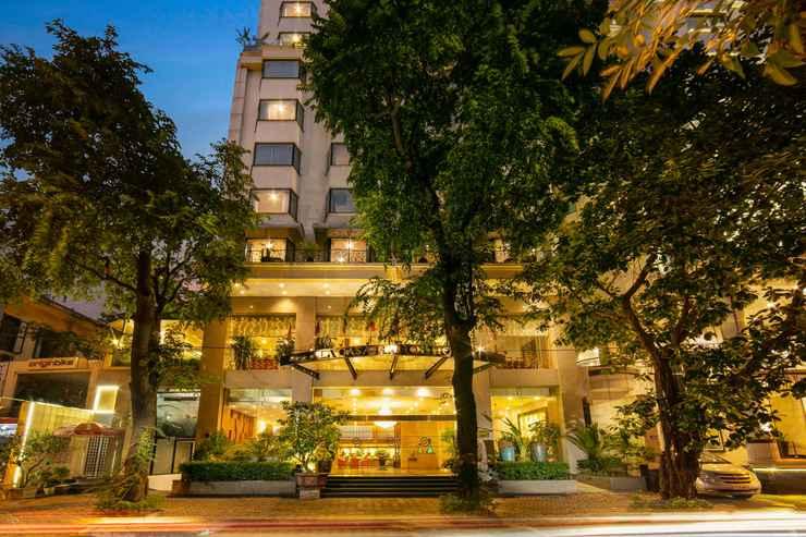 EXTERIOR_BUILDING Khách sạn La Casa Hanoi