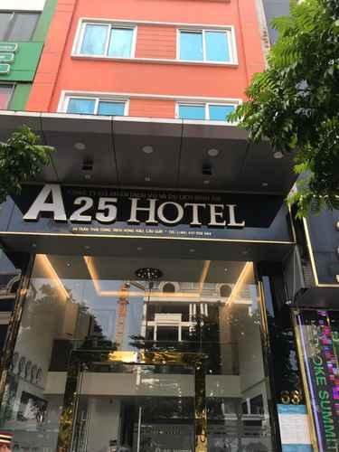 EXTERIOR_BUILDING Khách sạn A25 66 Trần Thái Tông