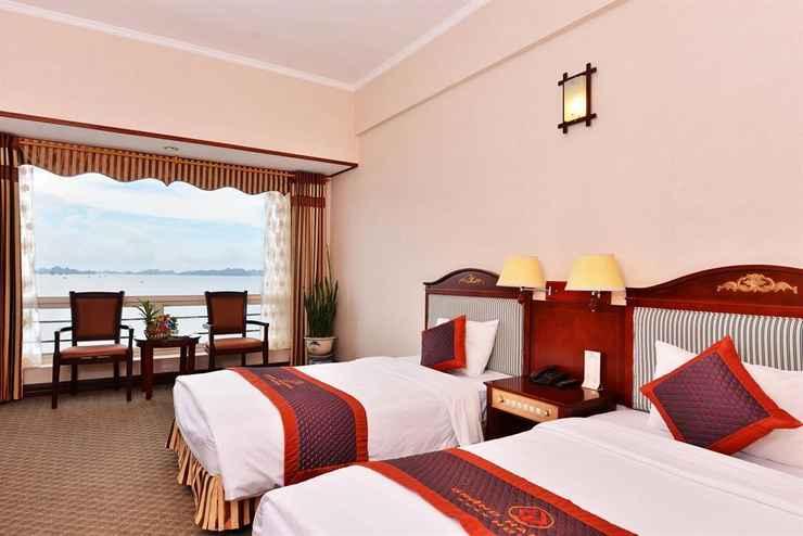BEDROOM Khách sạn Grand Ha Long