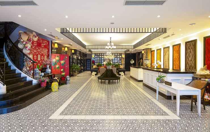 LOBBY Khách sạn Sanouva Đà Nẵng
