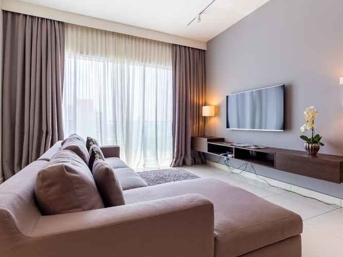 BEDROOM Chic Lifestyle Suites Glomac Residences