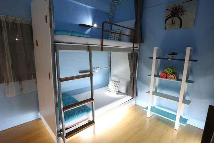 BEDROOM Ideal Bed Hostel