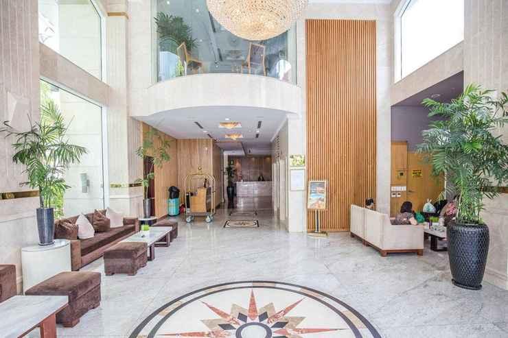 LOBBY Khách sạn Golden Central Saigon