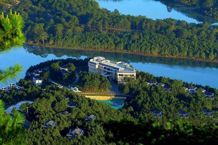 EXTERIOR_BUILDING Đà Lạt Edensee Lake Resort & Spa