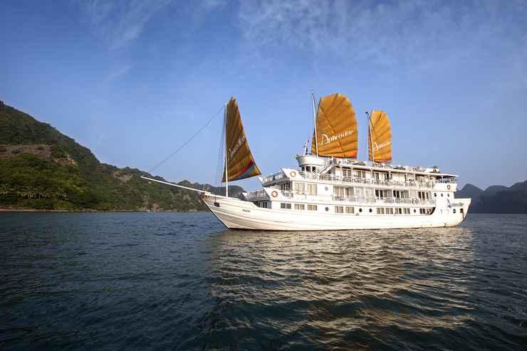 EXTERIOR_BUILDING Aphrodite Cruises