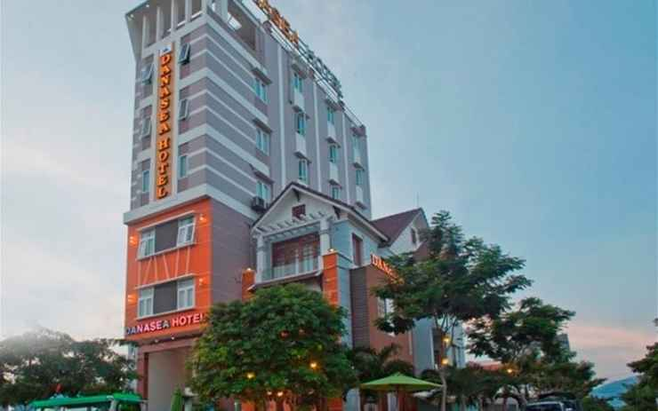 EXTERIOR_BUILDING Khách sạn Dana Sea