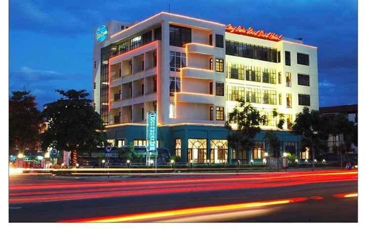 EXTERIOR_BUILDING Khách sạn Công Đoàn Thanh Bình