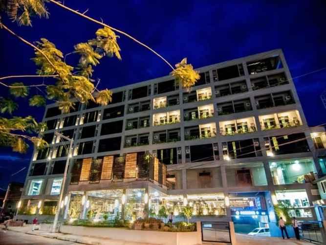 EXTERIOR_BUILDING Big Hotel - MULTI-USE HOTEL