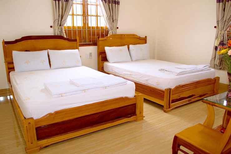 BEDROOM Khách sạn Sơn Hiền Cam Ranh