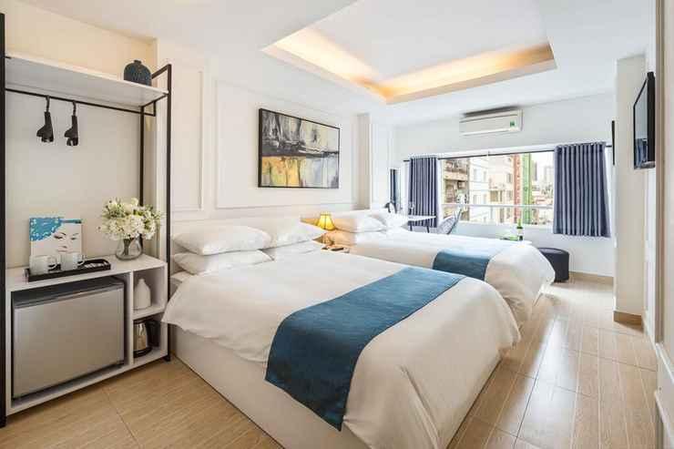 BEDROOM Cabana Hotel Saigon