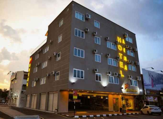 EXTERIOR_BUILDING Mornington Hotel Medan Ipoh
