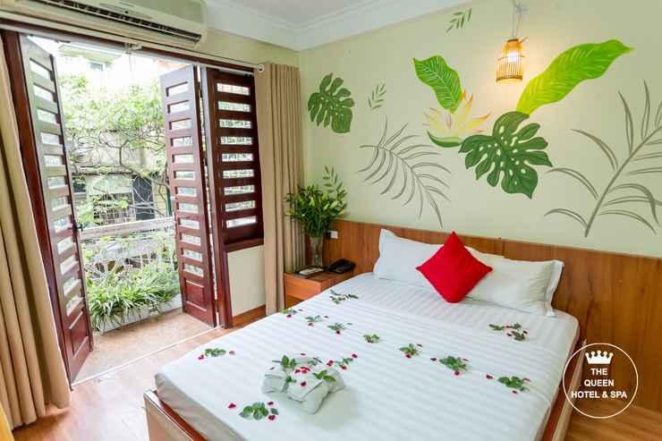 BEDROOM The Queen Hotel & Spa