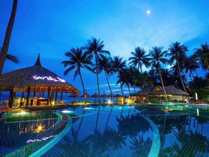 SWIMMING_POOL Muong Thanh Holiday Mui Ne Hotel