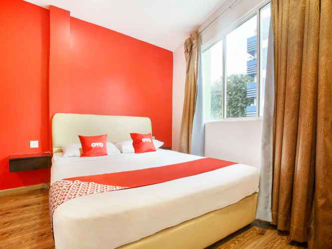 BEDROOM KK Hotel Jalan Pahang