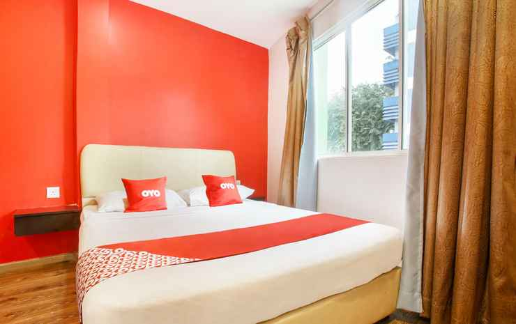 KK Hotel Jalan Pahang Kuala Lumpur - Standard Queen Room
