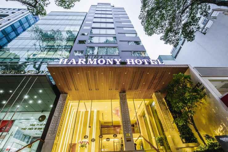 EXTERIOR_BUILDING Harmony Saigon Hotel & Spa