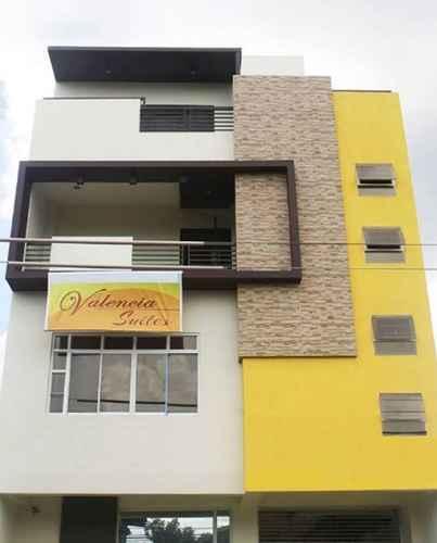 EXTERIOR_BUILDING Valencia Suites