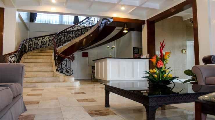LOBBY The Naga Manor Hotel
