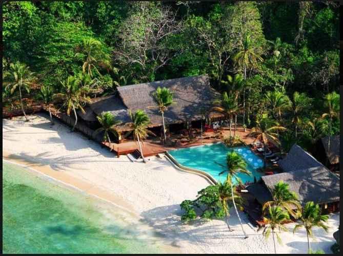 EXTERIOR_BUILDING Cauayan Island Resort