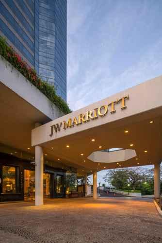 LOBBY JW Marriott Hotel Surabaya