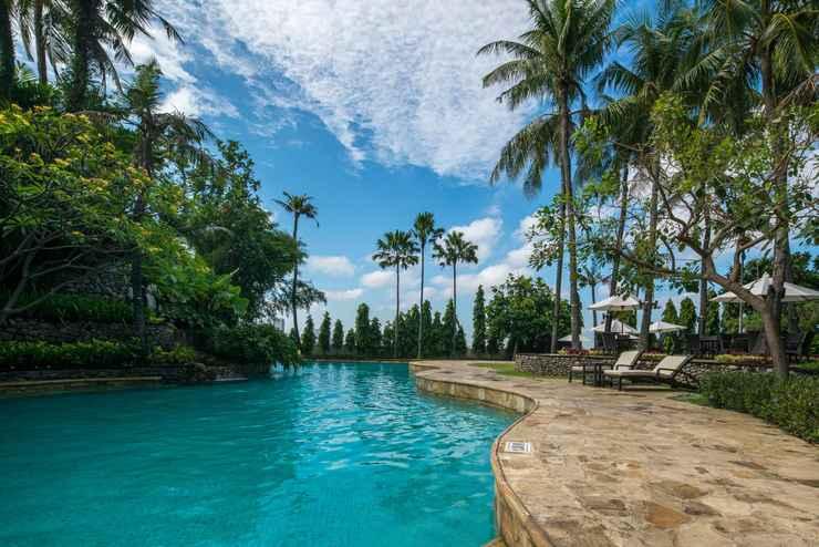 Swimming Pool JW Marriott Hotel Surabaya