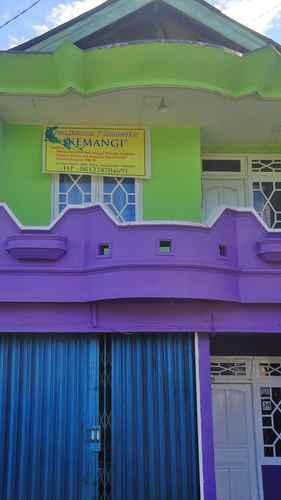 EXTERIOR_BUILDING Homestay Kemangi Syariah Dieng