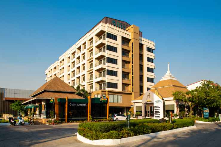 EXTERIOR_BUILDING Mida Hotel Don Mueang Airport