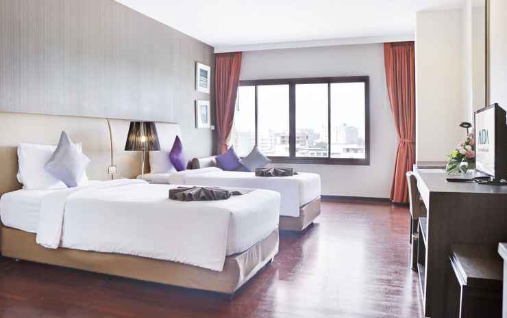 Mida Hotel Don Mueang Airport Bangkok - Deluxe Room Only