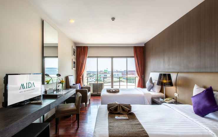 Mida Hotel Don Mueang Airport Bangkok - Deluxe Room Only - Room Only Flexible 1 Day