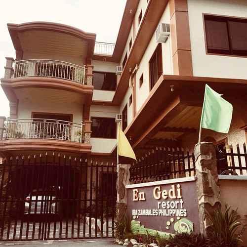 EXTERIOR_BUILDING En Gedi Resort