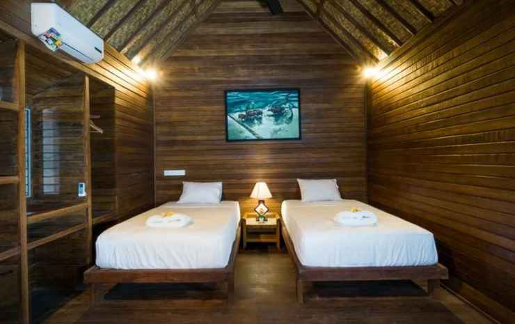 Lembongan D'Licks Villa Bali - Twin Room Villa