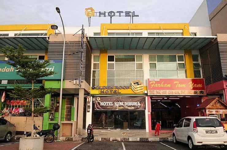 EXTERIOR_BUILDING Golden Roof Hotel Seri Iskandar