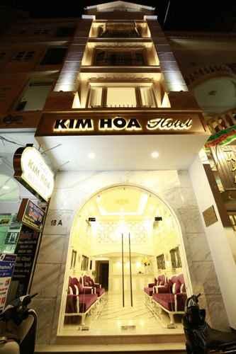 EXTERIOR_BUILDING Khách sạn Kim Hòa
