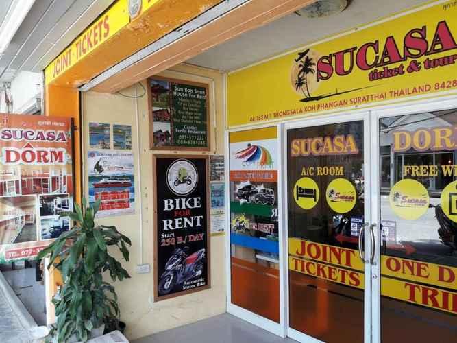 EXTERIOR_BUILDING Sucasa Port Hostel