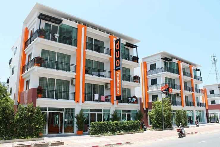 EXTERIOR_BUILDING Duo Residence Jomtien