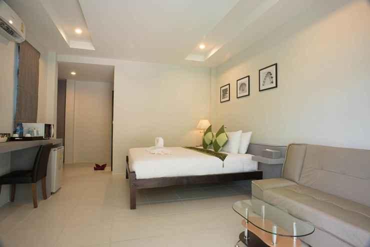 BEDROOM Sun Moon Star Resort Koh Phangan