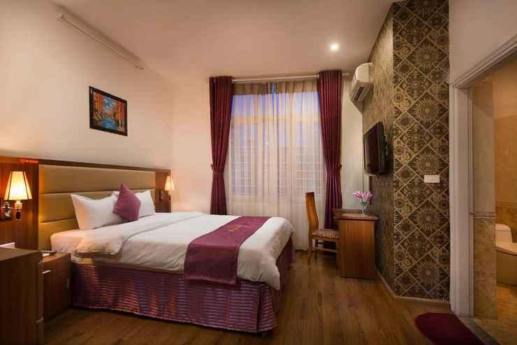 BEDROOM Khách sạn Brandi Hà Nội