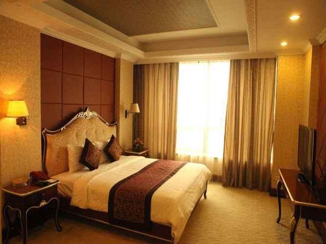 BEDROOM Khách sạn The Vissai
