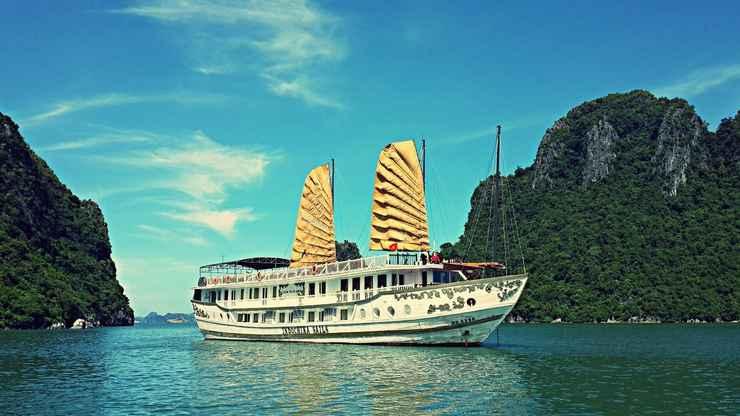 EXTERIOR_BUILDING Du thuyền Indochina Sails